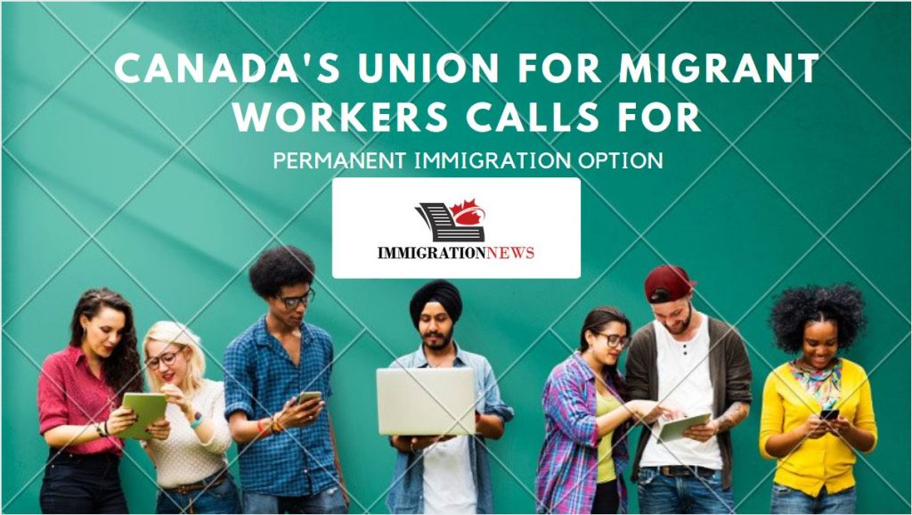 Canada's Union for Migrant Workers