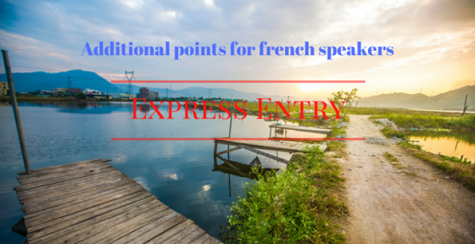 French speakers and siblings in Canada: news in the Express Entry