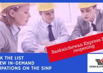 Saskatchewan Express Entry