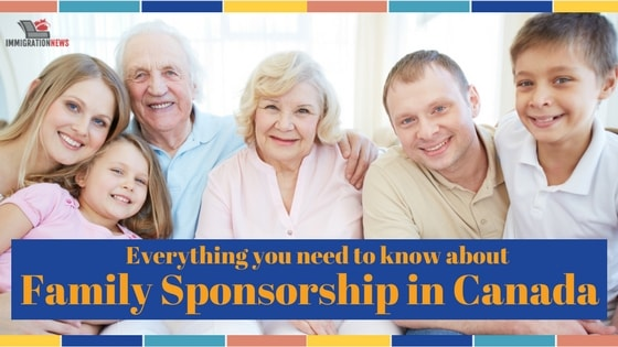 Everything you need to know about Family Sponsorship in Canada