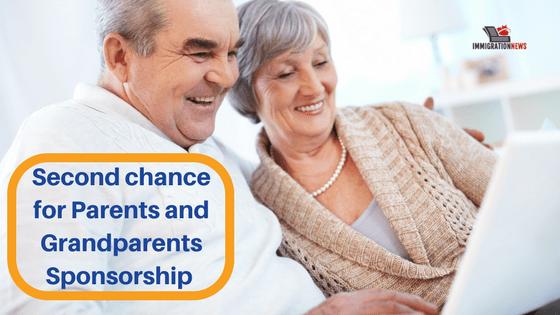 parents and grandparents sponsorship