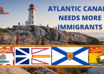 Atlantic Canada provinces