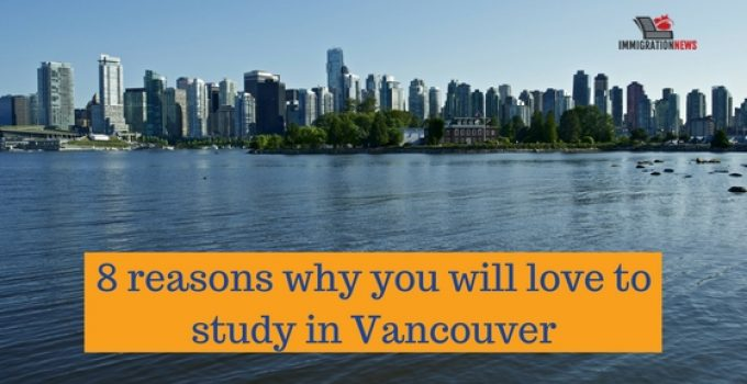 8 reasons why you will love to be an international student in Vancouver