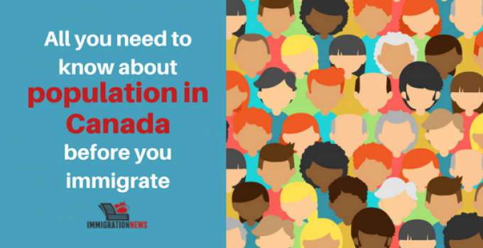 All you need to know about the population in Canada before you immigrate