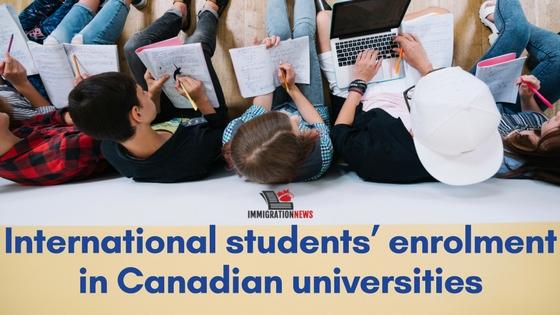 Canadian universities