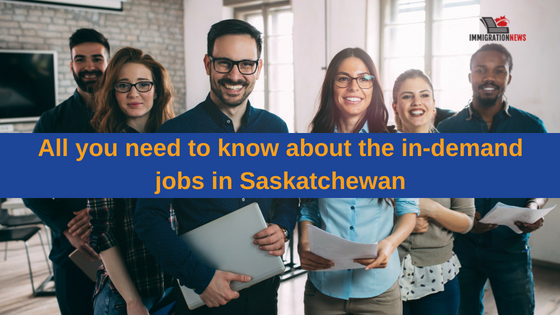 All you need to know about the in-demand jobs in Saskatchewan